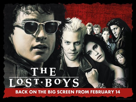 Film picture: The Lost Boys (Re: 2020)
