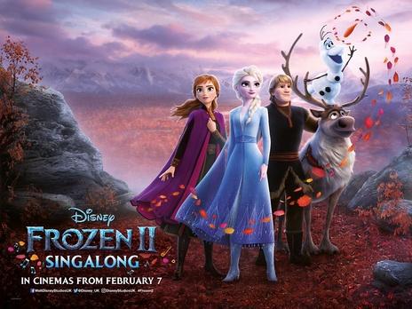 Film picture: Frozen 2 Sing-A-Long
