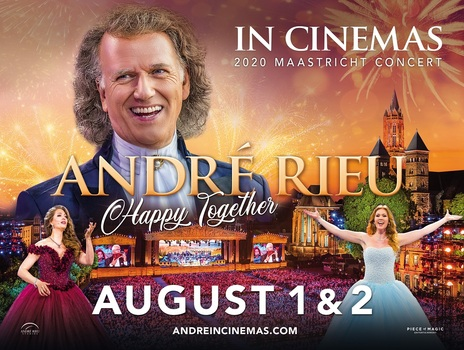 Film picture: Andre Rieu 2020 Maastricht Concert: Happy Together