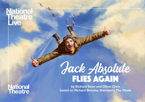 Film picture: NT Live - Jack Absolute Flies Again
