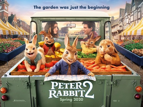 Film picture: Peter Rabbit 2