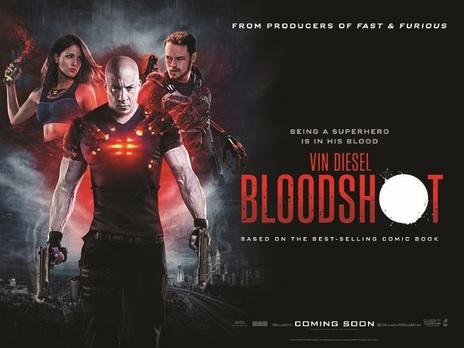 Film picture: Bloodshot