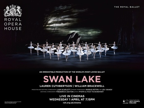 Film picture: ROH - The Royal Ballet: Swan Lake (Live)