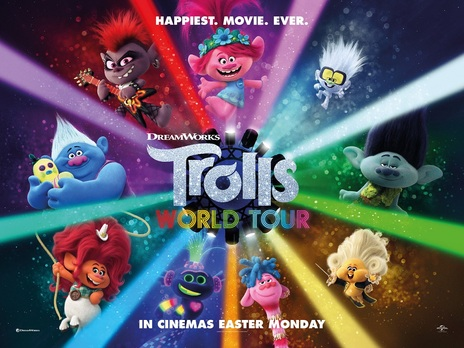 Film picture: Trolls World Tour
