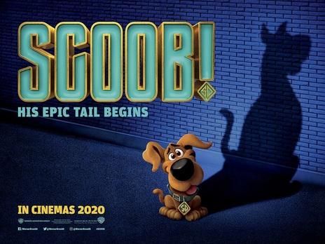 Film picture: SCOOB!