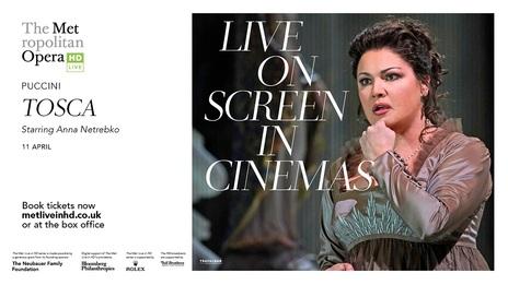 Film picture: Met Opera (Live) - Tosca
