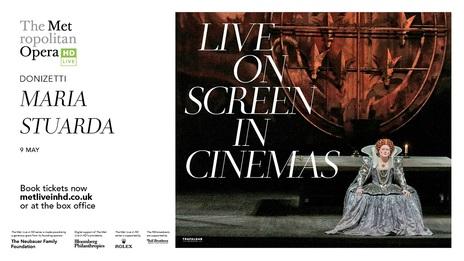 Film picture: Met Opera (Live) - Maria Stuarda
