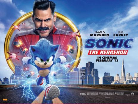Film picture: Sonic The Hedgehog