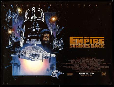 Film picture: Star Wars Episode V: The Empire Strikes Back