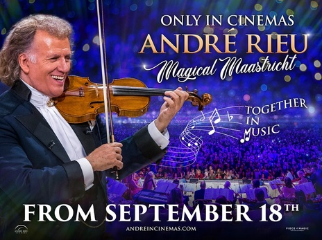 Film picture: Andre Rieu's Magical Maastricht: Together In Music