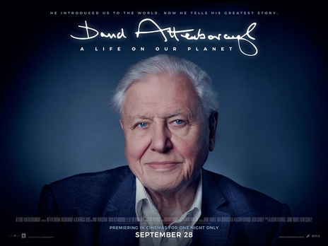 Film picture: David Attenborough: A Life On Our Planet