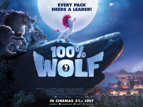 Film picture: 100% Wolf