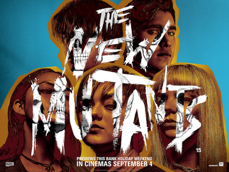 Film picture: The New Mutants