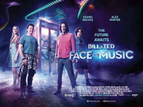 Film picture: Bill & Ted Face The Music