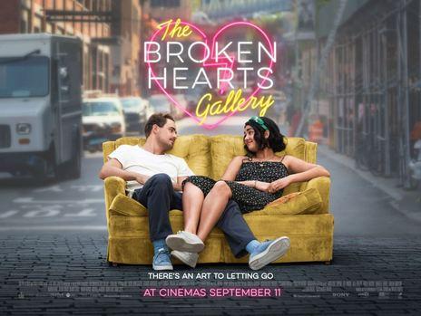Film picture: The Broken Hearts Gallery