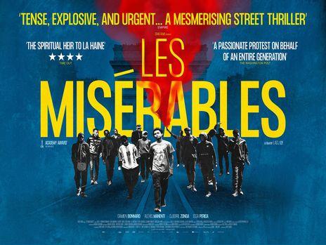 Film picture: Les Miserables