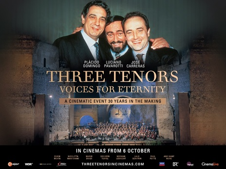 Film picture: Three Tenors: Voices For Eternity
