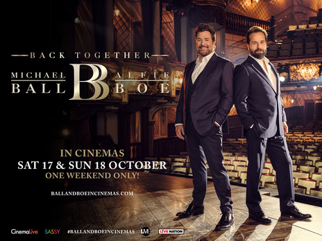 Film picture: Michael Ball & Alfie Boe: Back Together