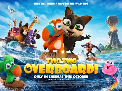 Film picture: Two By Two: Overboard!