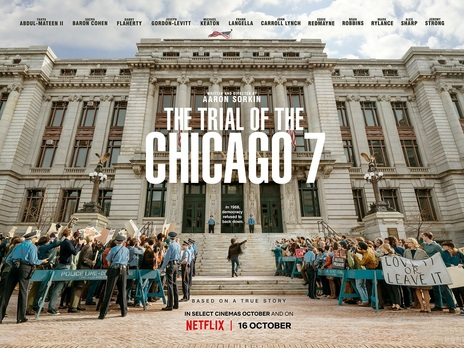 Film picture: The Trial Of The Chicago 7