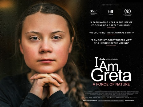 Film picture: I Am Greta + EXCLUSIVE RECORDED Q&A