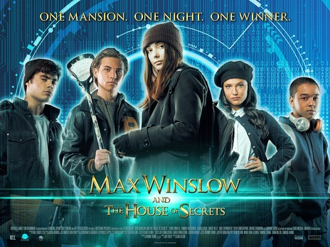 Film picture: Max Winslow And The House Of Secrets