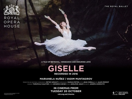 Film picture: ROH - Giselle
