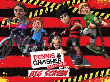 Film picture: Dennis And Gnasher Unleashed! On The Big Screen