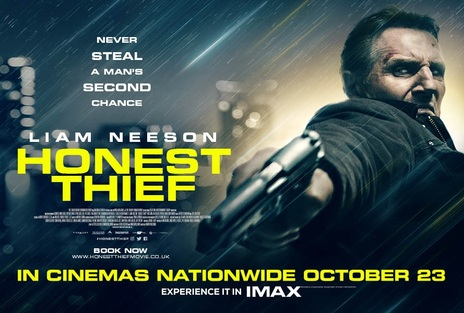 Film picture: Honest Thief