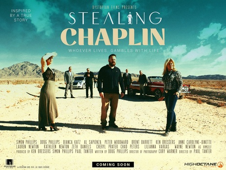 Film picture: Stealing Chaplin