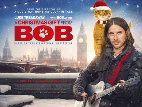 Film picture: A Christmas Gift From Bob