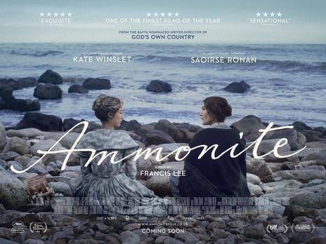 Film picture: BFI London Film Festival 2020 Closing Film: Ammonite