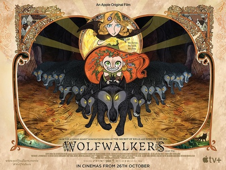 Film picture: Wolfwalkers