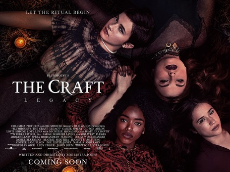 Film picture: Blumhouses The Craft: Legacy