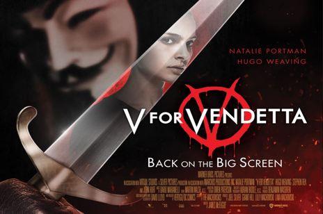Film picture: V For Vendetta (Re: 2020)