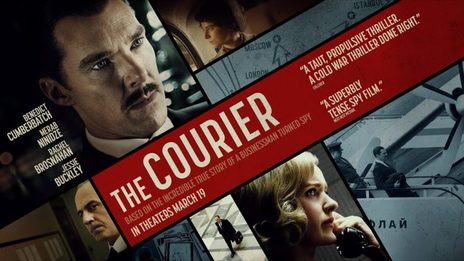 Film picture: The Courier