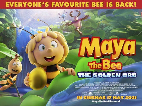 Film picture: Maya The Bee 3: The Golden Orb