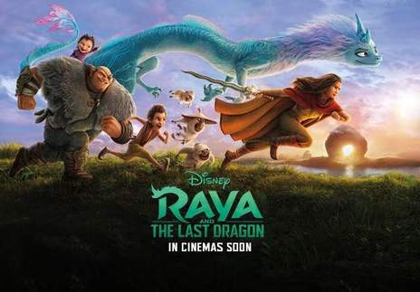 Film picture: Raya And The Last Dragon