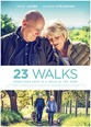 A gentle, sweet, funny, romantic story of love in later life following a couple in their sixties, Dave and Fern, who get to know one another over the course of 23 dog walks.