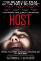 Host - Special Halloween screening with an exclusive (recorded) cast and crew Q&A.