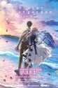Violet Evergarden: The Movie (Japanese version with English Subtitles)