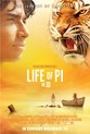 The story of an Indian boy named Pi, a zookeeper's son who finds himself in the company of a hyena, zebra, orangutan, and a Bengal tiger after a shipwreck sets them adrift in the Pacific Ocean.