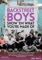 Backstreet Boys: Show 'Em What You're Made Of + LIVE PERFORMANCE (via Satellite).