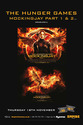 The Hunger Games: Mockingjay Part 1 & 2 Double Bill