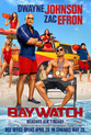 Lifeguard Mitch Buchannon (Dwayne Johnson) and a brash new recruit (Zac Efron) uncover a criminal plot that threatens the future of the bay.