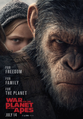 2D War For The Planet Of The Apes