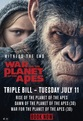 Planet Of The Apes - Triple Bill