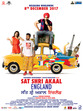 Sat Shri Akaal England is a rib tickling rom com that looks at how German and Geet cross paths and help each other along the way to fulfil their dreams.