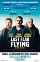 Last Flag Flying - One Night Special with Brian Cranston Satellite Broadcast Q&A.