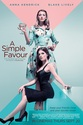 A SIMPLE FAVOR, directed by Paul Feig, centers around Stephanie (Anna Kendrick), a mommy blogger who seeks to uncover the truth behind her best friend Emily's (Blake Lively) sudden disappearance from their small town.
